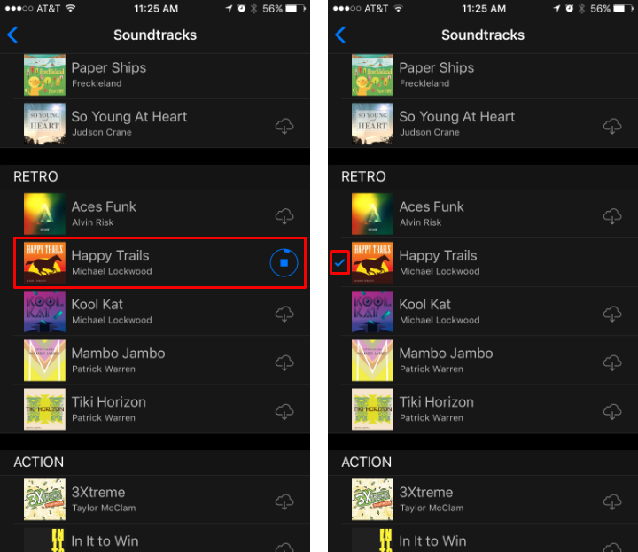 How to add music and soundtracks to your Clips videos on iPhone and iPad.