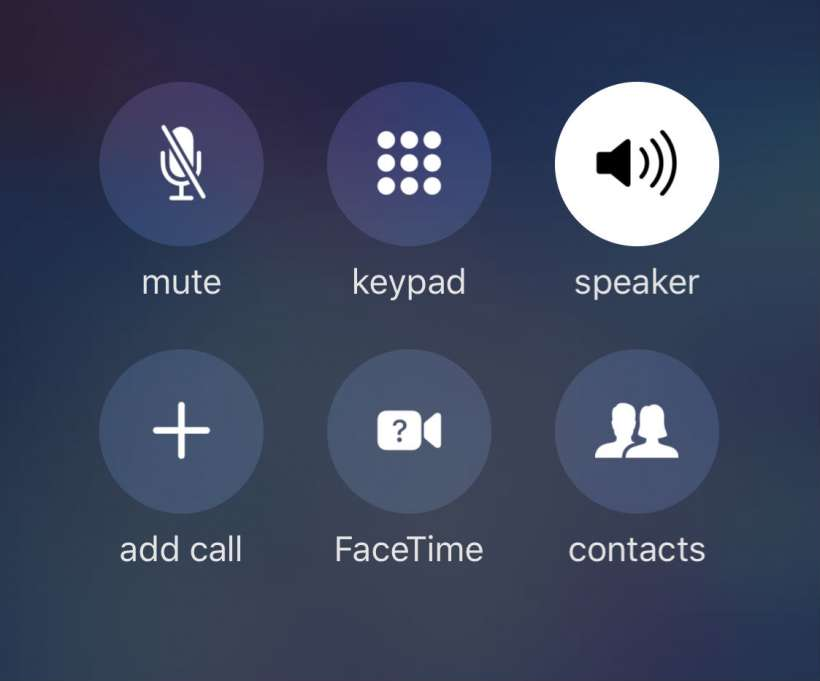 How to automatically answer calls with speakerphone on iPhone.