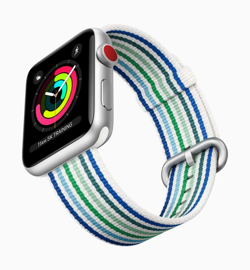 Apple Watch Spring 2018
