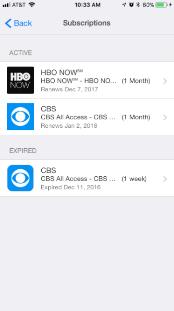 How to cancel iTunes subscriptions to HBO Now, Hulu, Netflix, Apple Music, Pandora, Spotify on iPhone and iPad.