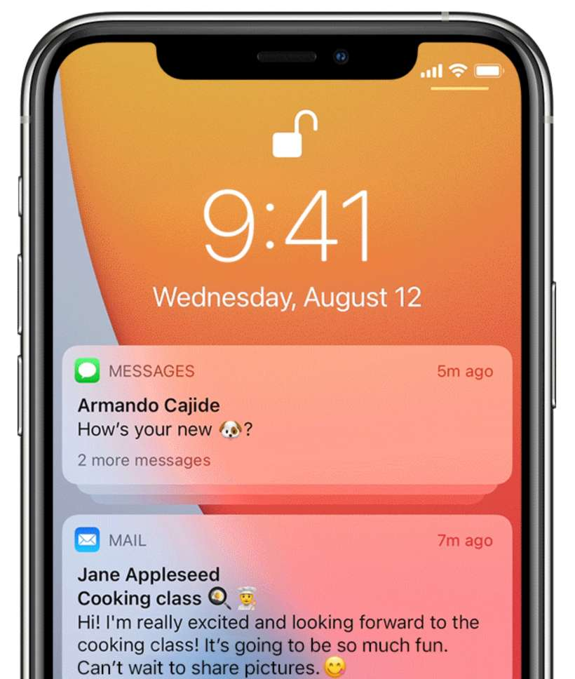 How to set up Notification Summary on iPhone and iPad.