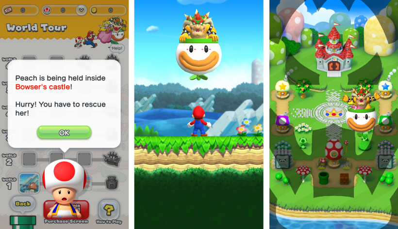 Nintendo Super Mario Run iPhone