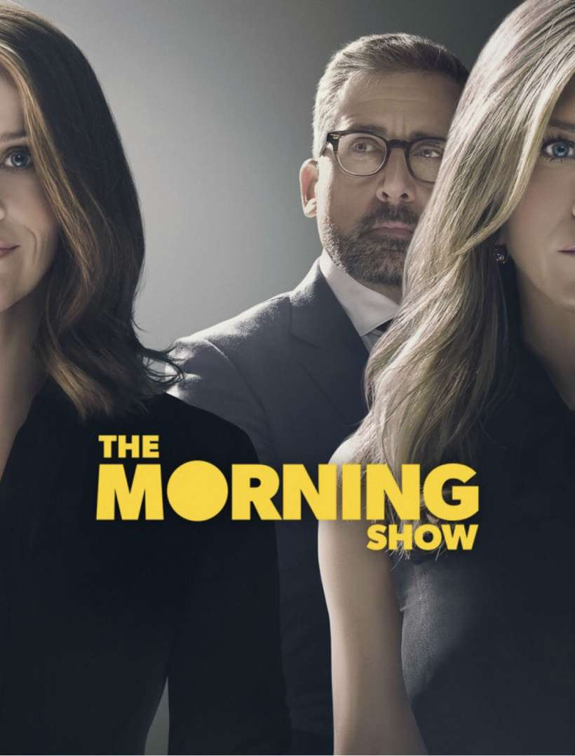The Morning Show new episodes for Apple TV+ on iPhone, iPad, iPod Touch and Mac.