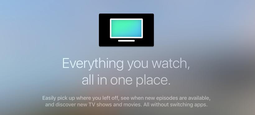TV app Netflix