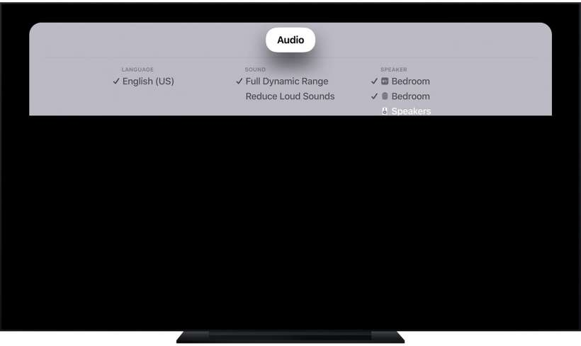 How to AirPlay audio from your Apple TV to your HomePod or