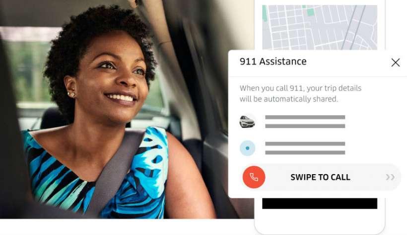Uber 911
