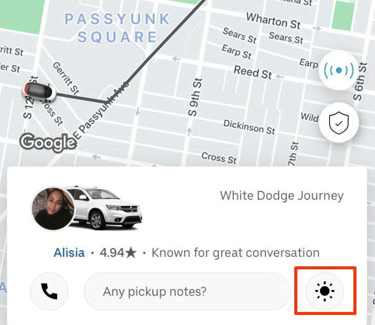 How to help your Uber driver spot you and other helpful tips | The