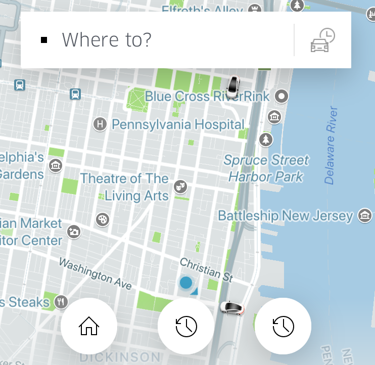 How to add custom locations to Uber and Lyft | The iPhone FAQ