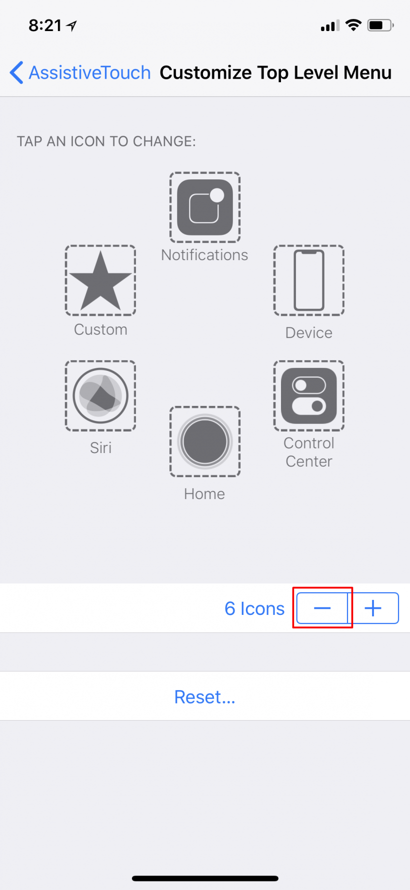 How to create a virtual Home button on iPhone X or any iPhone or iPad.