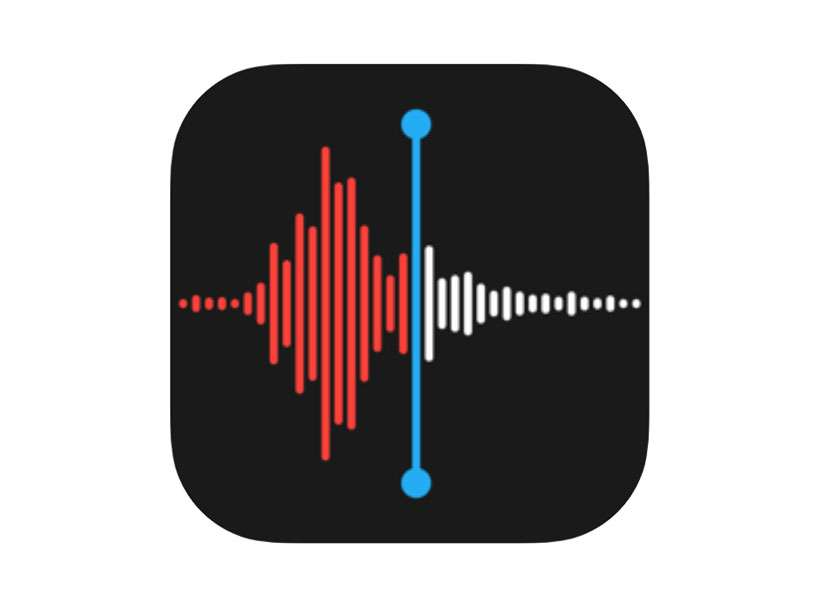 Voice Memos iOS