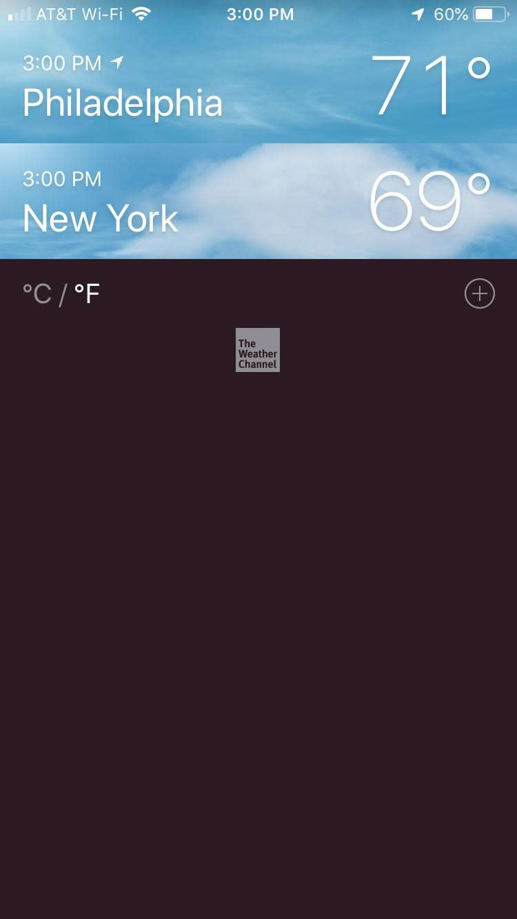 How to check weather in multiple locations on your iPhone | The