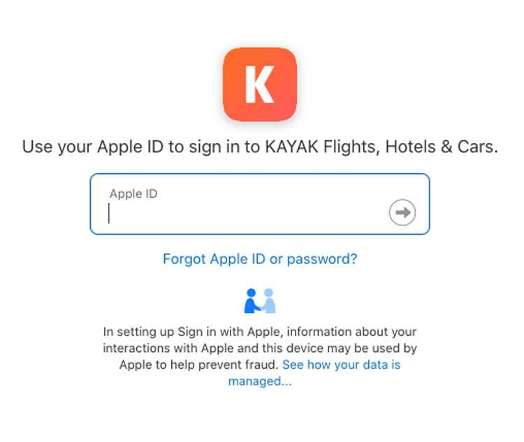 Sign in with Apple 7