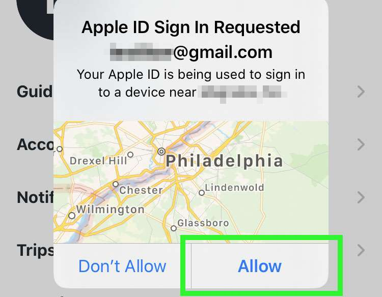 Sign in with Apple 9