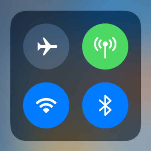 How to fully disable Wi-Fi and Bluetooth in iOS 11 on iPhone and iPad.