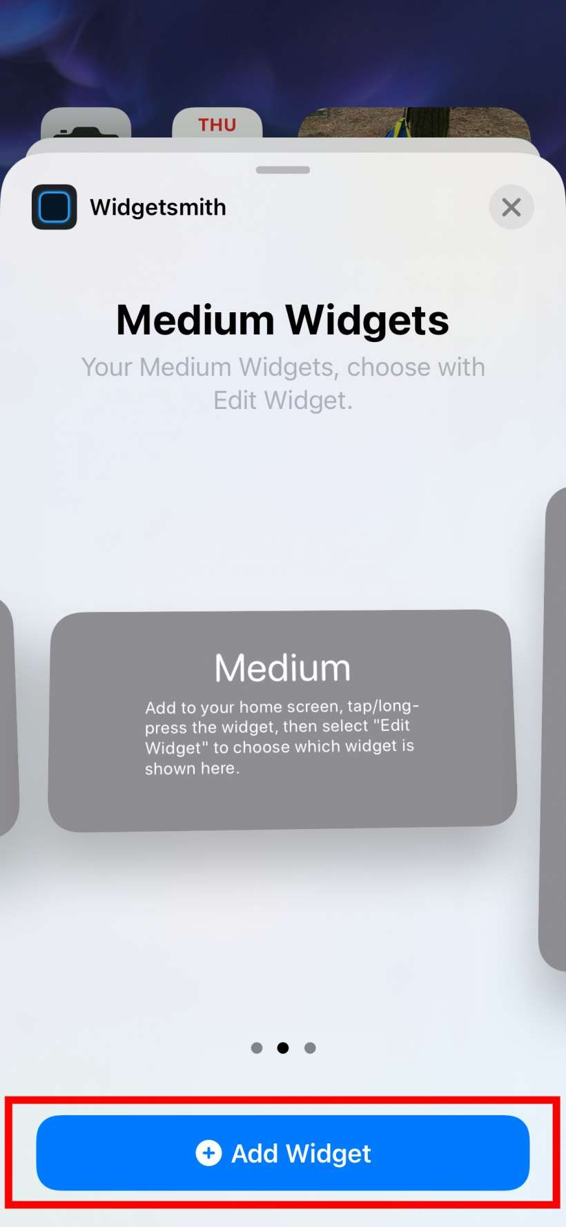 How to customize and personalize iPhone and iPad widgets with Widgetsmith.