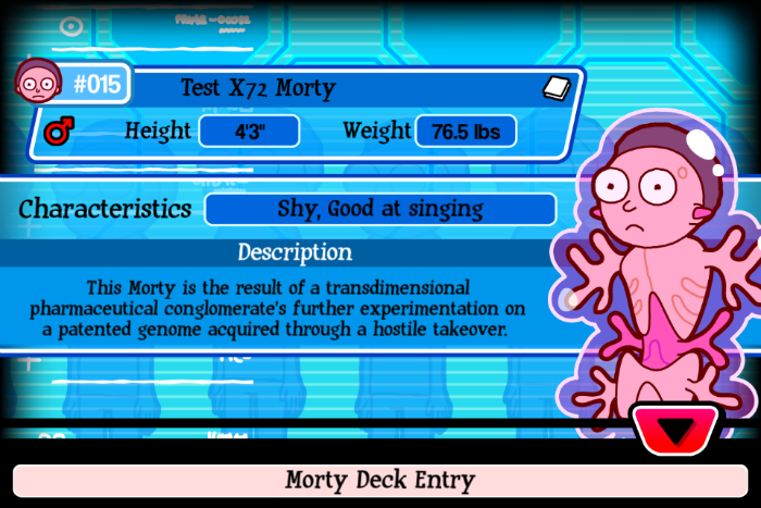 Test X72 Morty