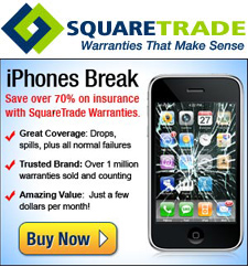 SquareTrade iPhone Warranties