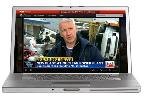 CNN Live iPad iPhone online