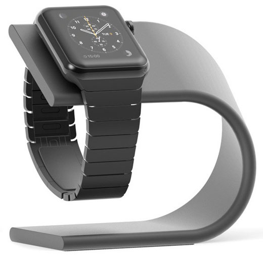 "Apple Watch charger dock Nomad""  title="