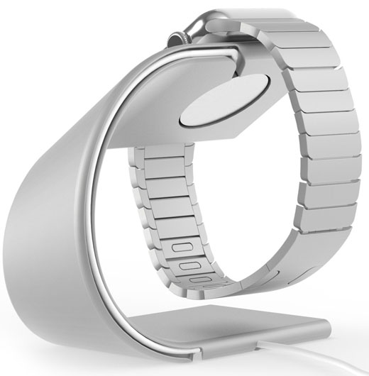"Apple Watch charger dock Nomad2""  title="