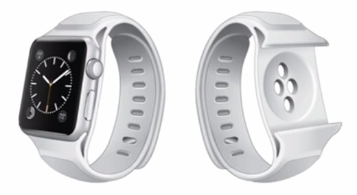 "Apple Watch Reserve Strap concept""  title="