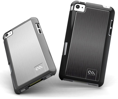 leaked Case Mate iPhone 5 designs