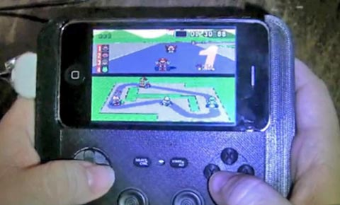 iphone retro gaming