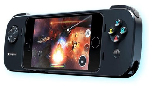 Logitech iPhone 5 game pad