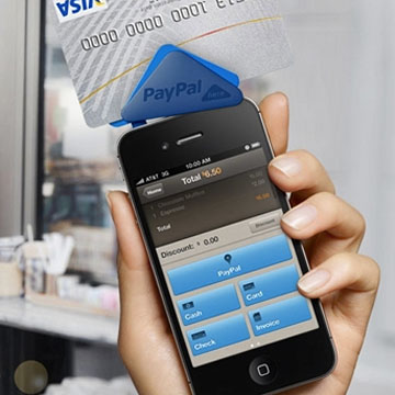 paypal iphone accessory - Paypal Credit Card Swiper