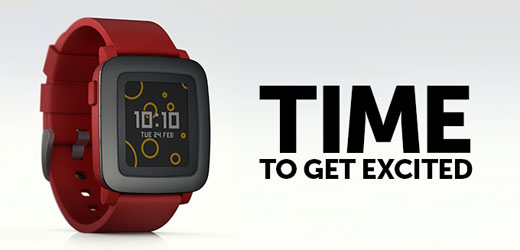 Pebble Time announce 1