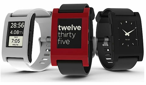Pebble watch iOS bluetooth