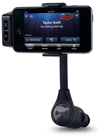 iphone xm sirius radio adapter