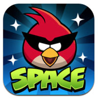 Angry Birds Space iPhone game