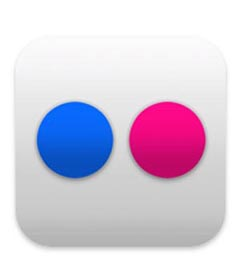 apple iphone app flickr 1.2 iOS 4