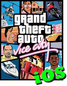 Grand Theft Auto Vice City iOS release date
