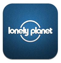 Lonely Planet Guide app iOS