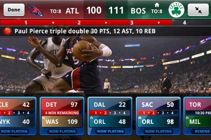 iphone app nba