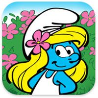 Smurfs Village app iPhone smurfberries in-app purchase