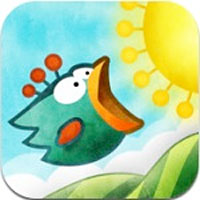 apple iphone app tiny wings top paid