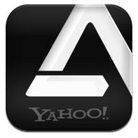 iOS app Yahoo Axis browser