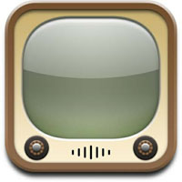 native iPhone YouTube icon