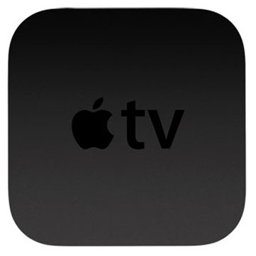 2012 Apple TV third generation