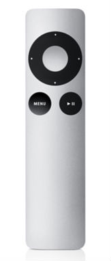 You can buy a separate Apple TV remote from the Apple Store.