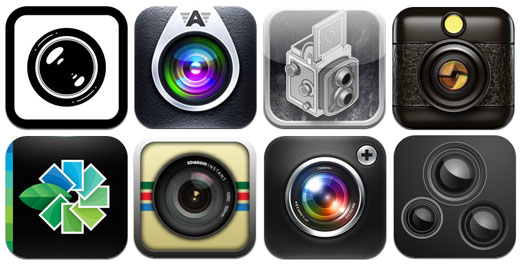 iPhone retro photo apps
