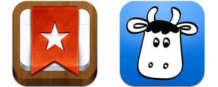 Wunderlist and Dont Forget the Milk Reminder apps
