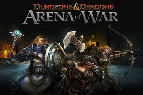 D&D: Arena of War