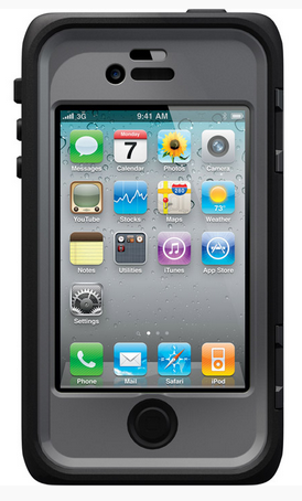 iPhone 4/4S Armor Series Case
