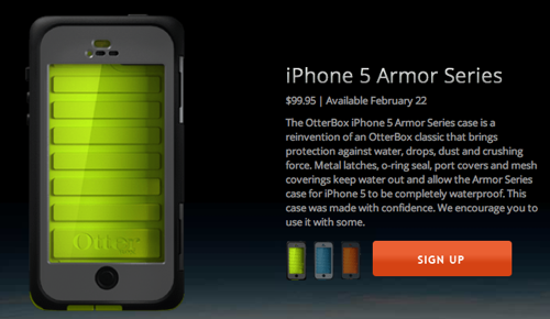 online store 13e08 10eed Otterbox Announces Toughest iPhone 5 Case Ever Built | The iPhone FAQ