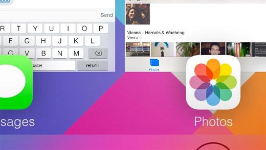 auxo app switcher iphone 5