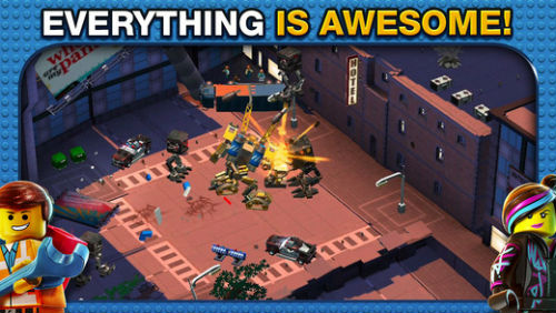 "LEGO Movie The Game""  title="